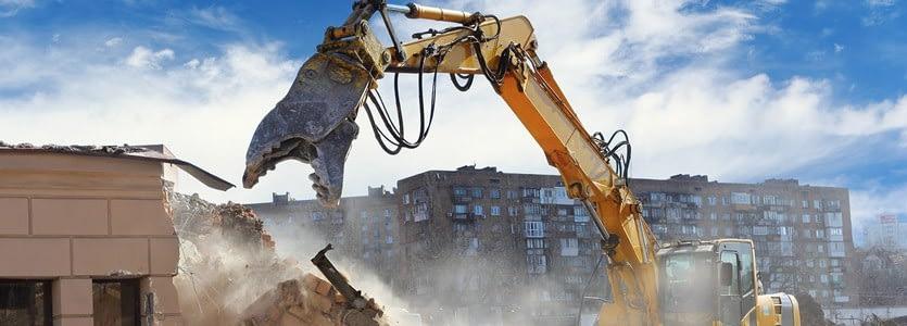 Máquina del Alta Potencia de Demolición