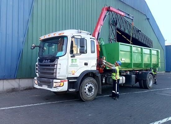 Transporte de Residuos Industriales